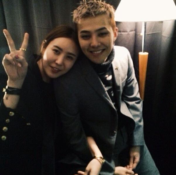 GDragon and Kiko Mizuhara Reportedly Break Up  Soompi